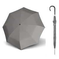 Doppler Carbonsteel Automatic Umbrella Chic Grey