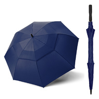 Doppler Air Golf Umbrella Blue