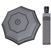 Doppler Fiber Magic Classic Umbrella Grey