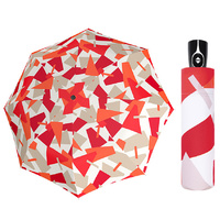 Doppler Fiber Magic Crush Umbrella Red